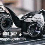 5 sites pour des images gratuites pour ton blog